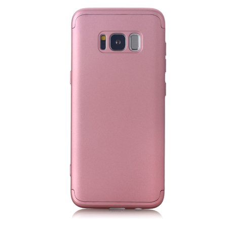 Galaxy S8 Plus Case Aicase 3 In 1 360 Full Body Protection Shockproof Hybrid Armor Hard Thin Protective Case Cover For Samsung Galaxy S8 Plus Rose