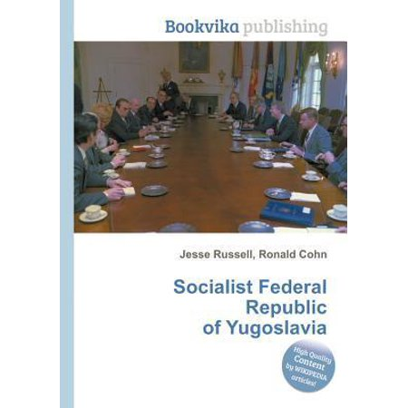 Socialist Federal Republic Of Yugoslavia