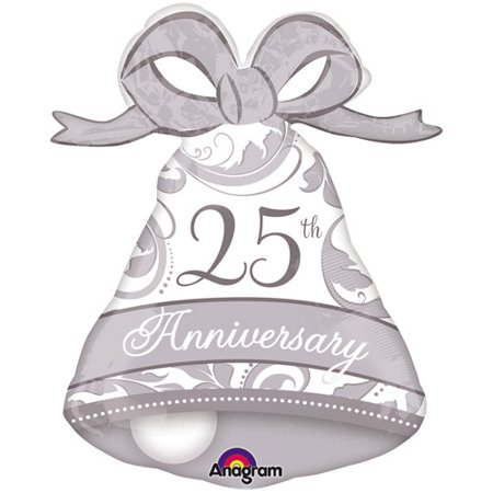 25th Anniversary Balloon (Burton & Burton 27
