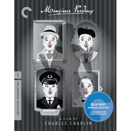 Monsieur Verdoux (Blu-ray)