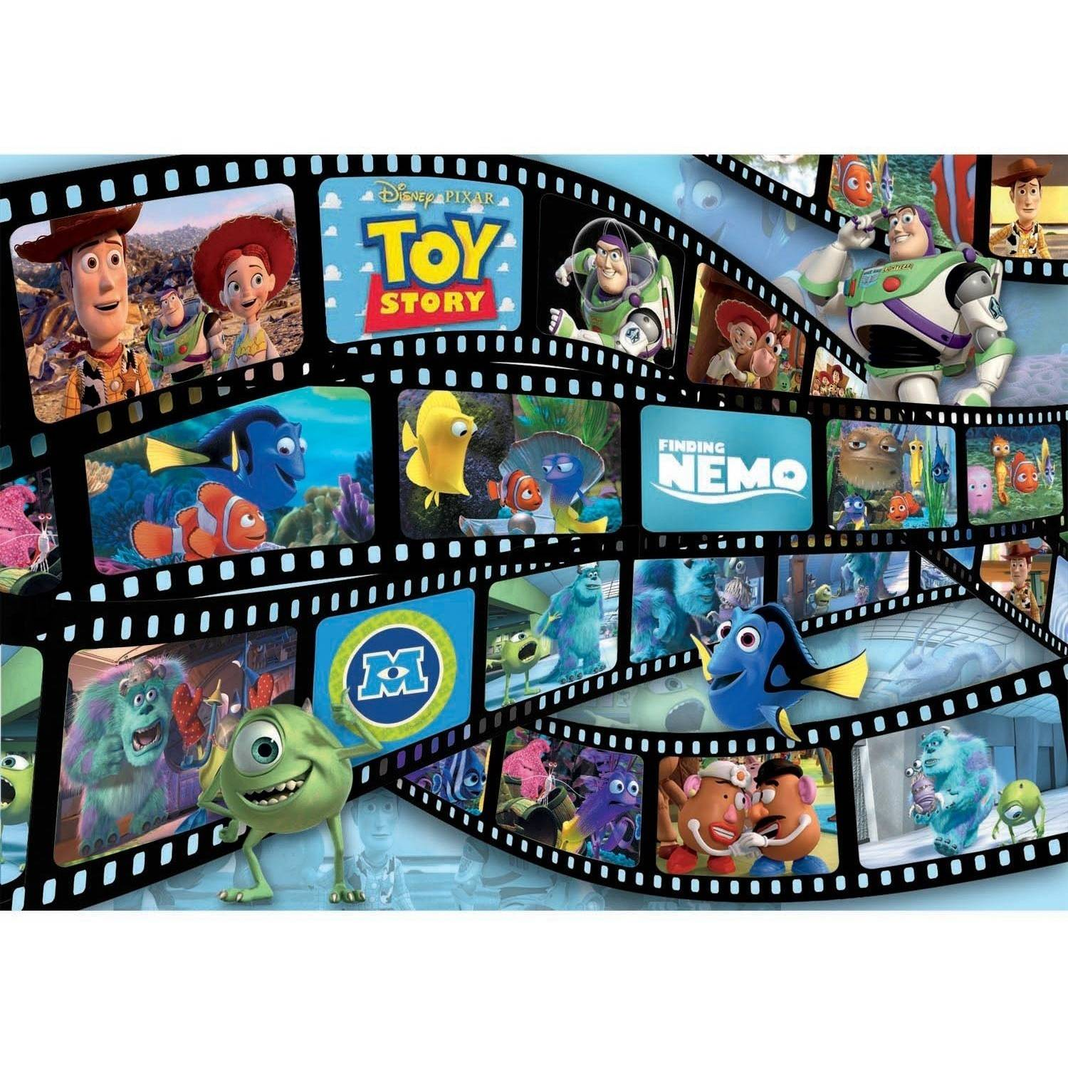 Disney Movie Reel 1,000-Piece Puzzle by Ravensburger USA Inc