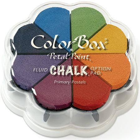 Pastel Color Palette (Chalk Palette Primary Pastel)