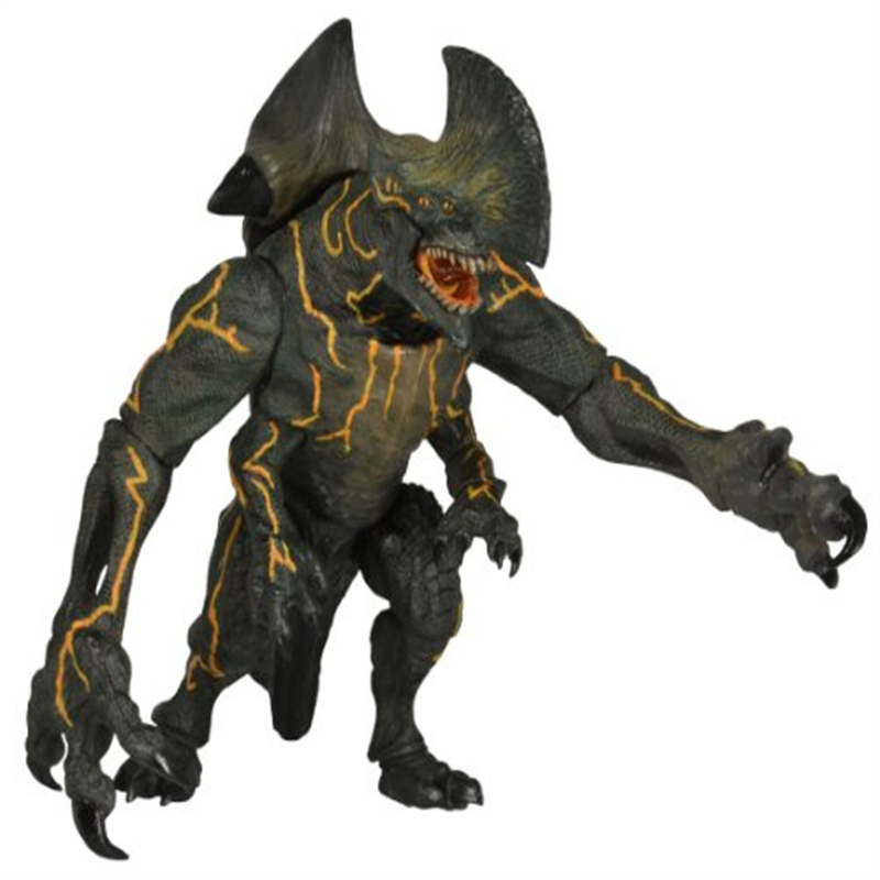 """NECA Pacific Rim Series 3 """"Trespasser"""" Ultra Deluxe Kaiju Action Figure (7"""" Scale)"""