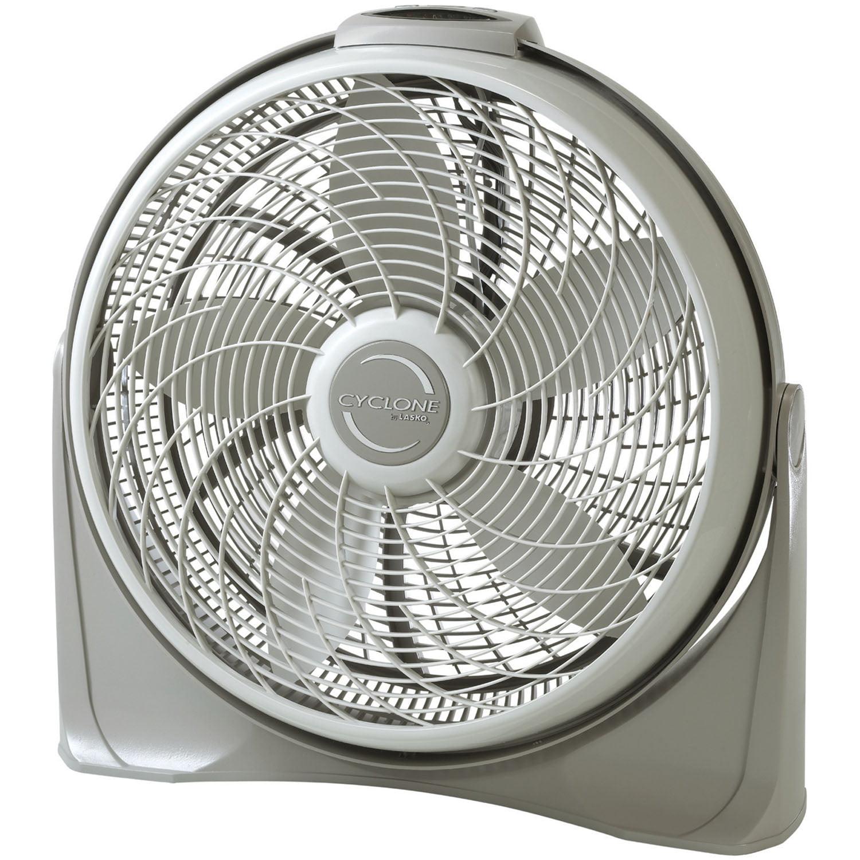 "Lasko 20"" Diameter Cyclone Fan with Remote Control"
