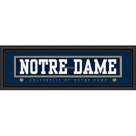 Notre Dame Figh... Walmart Slogans