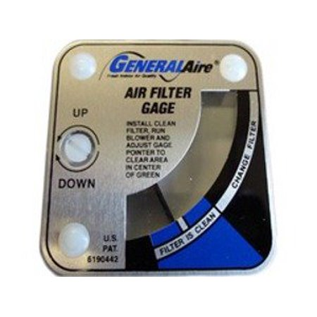 G99 Ventilator Filter Gage By Generalaire Ship from US