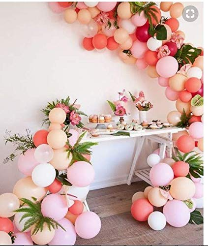 lattliv balloons 100 pcs latex balloons party balloons birthday balloons party decorations party supplies for birthday - Christmas Party Decorations