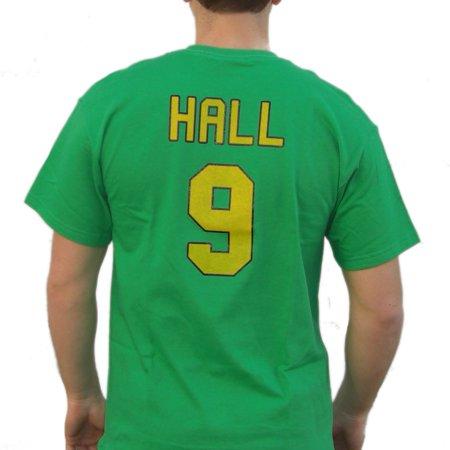 jesse hall 9 mighty ducks movie jersey t-shirt hockey cake eater costume uniform