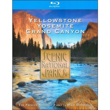 Scenic National Parks: Crown Jewels Collection (Blu-ray)