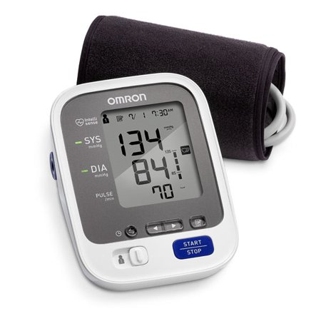 Omron 7 Series Wireless Bluetooth Upper Arm Blood Pressure Monitor with Two User