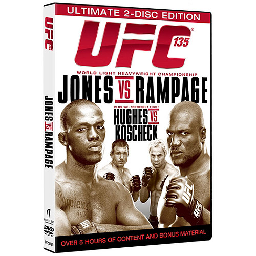 UFC 135: Jones Vs. Rampage (Widescreen) by IDT CORPORATION