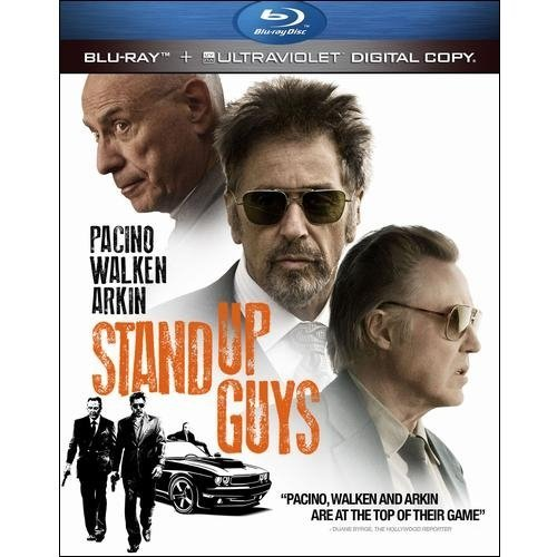 Stand Up Guys (Blu-ray   UltraViolet Digital Copy) (With INSTAWATCH) (With INSTAWATCH) (Widescreen)