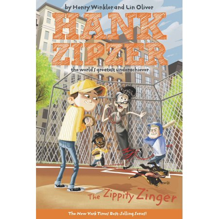 The Zippity Zinger #4 : The Zippity Zinger The Mostly True Confessions of the World's Best Underachiever