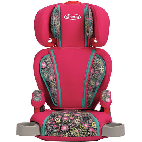 Graco Highback Turbo Booster Car Seat, Ladessa