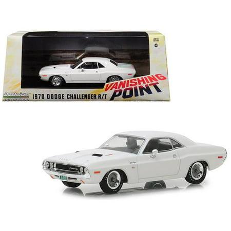 Greenlight 86545 1:43 Vanishing Point (1971) - 1970 Dodge Challenger R/T