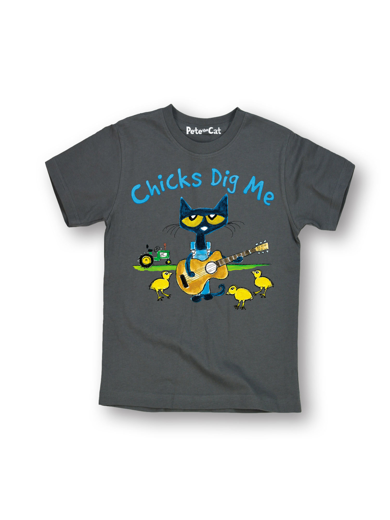 Toddler Short Sleeve Tee Pete the Cat