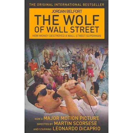 The Wolf of Wall Street (Paperback)