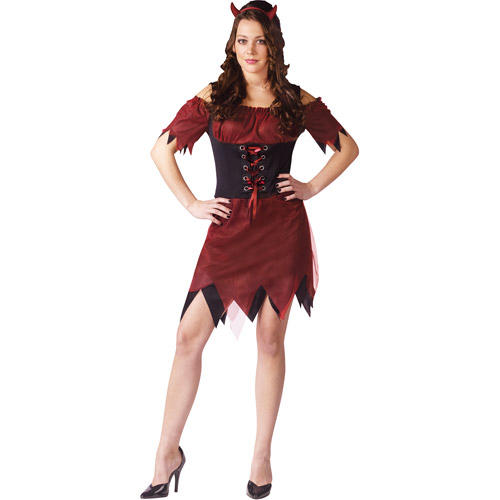 Dark Devil Adult Halloween Costume