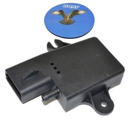 1996 Ford F-250 Bed - HQRP Manifold Pressure MAP Sensor for Ford F-250 1984 1985 1986 1987 1989 1990 1991 1992 1993 1994 1995 1996 84 85 86 87 89 90 91 92 93 94 95 96 plus HQRP Coaster