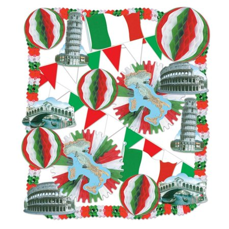 Italian Decorating Kit 22 Pcs