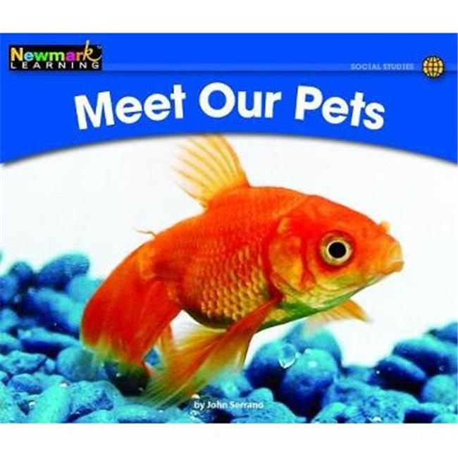 Newmark Learning NL0037 Social Studies - Volume 1 - Meet Our Pets