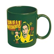 Elf Movie Son of a Nutcracker Ceramic Mug