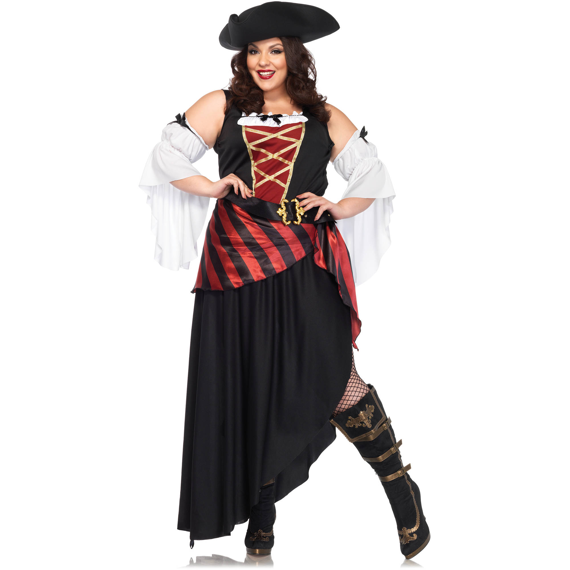 Plus Size Pirate Wench Costume & About This Item  Details