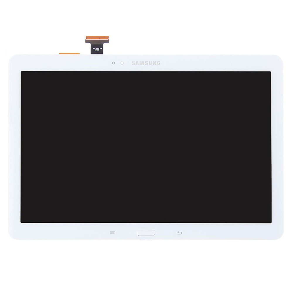 White Internal Touch Screen Digitizer LCD Replacement For Samsung Galaxy Note 10.1