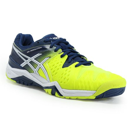 Asics Gel Resolution 6 Mens Tennis Shoe Size: 11.5