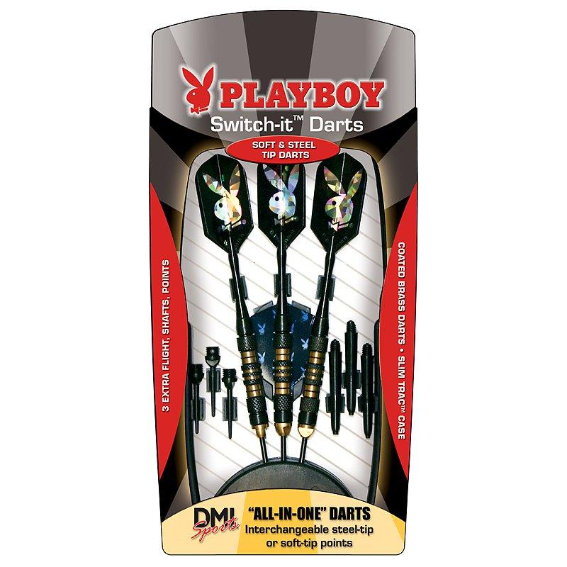 DMI Playboy Classic Soft Tip Darts