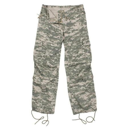 Women's ACU  Vintage Paratrooper Cargo Pants