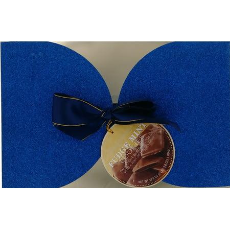 Harry & David Decadent Fudge Mint Cookies (2 lbs 5.6 oz), Blue Box - Harry And David Halloween Cookies