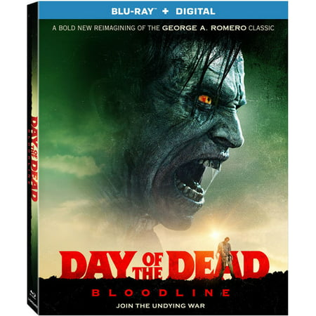 Day of the Dead: Bloodline (Blu-ray) - Male Day Of The Dead