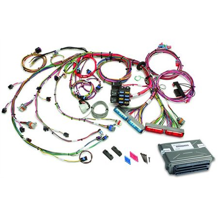 Painless Performance Products 60714 EFI Wiring Harness 1999-2006 GM Gen III 4.8/ - Painless Performance Wiring