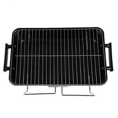 Wedlies Portable Premium Barbecue Charcoal BBQ Grill Outdoor Patio Backyard Cooking Grill Set - image 5 of 9