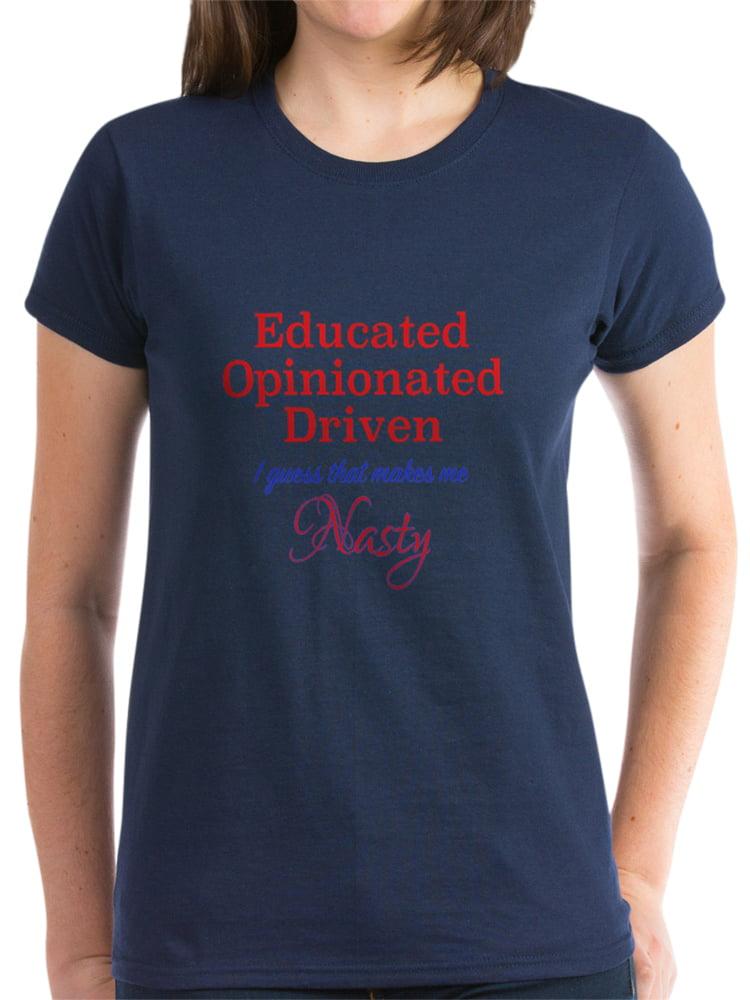 Educato, Supponente, T-shirt Guidato