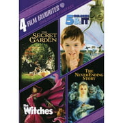 4 Film Favorites: Children's Fantasy: Neverending Story   Witches   Secret Garden   Five Children & It (Full Frame) by WARNER HOME ENTERTAINMENT