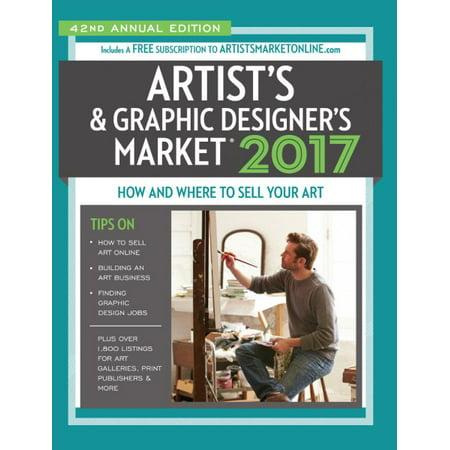 Artist 39 s graphic designer 39 s market 2017 for Home designer essentials 2017 review