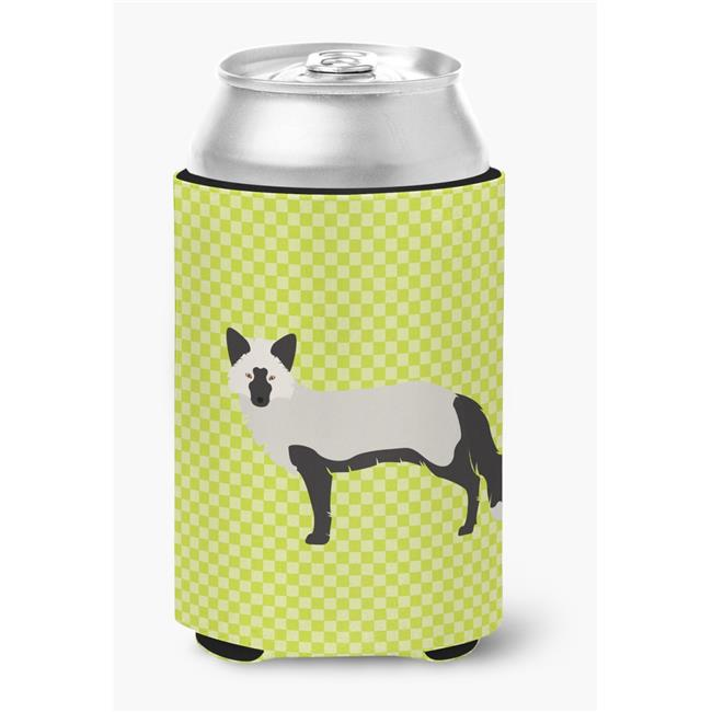 Silver Fox Green Can or Bottle Hugger