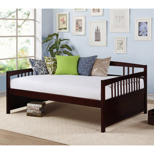 Dorel Living Morgan Full Daybed, Espresso