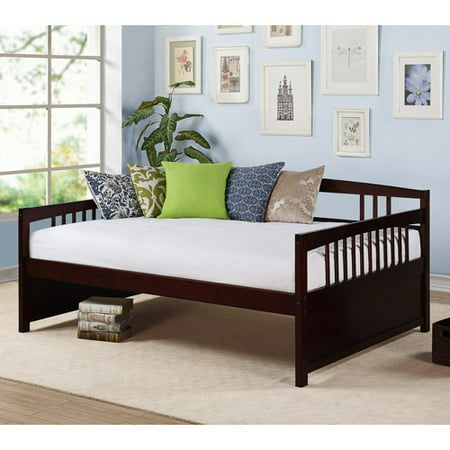 Dorel Living Morgan Full Daybed  Espresso