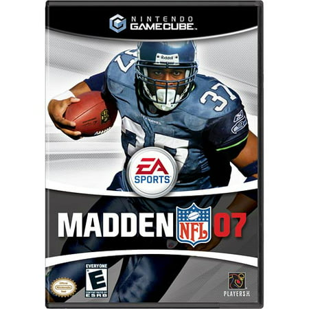 madden game cube