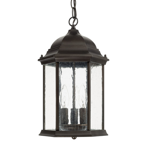 Darby Home Co Hearne 3-Light Outdoor Hanging Lantern