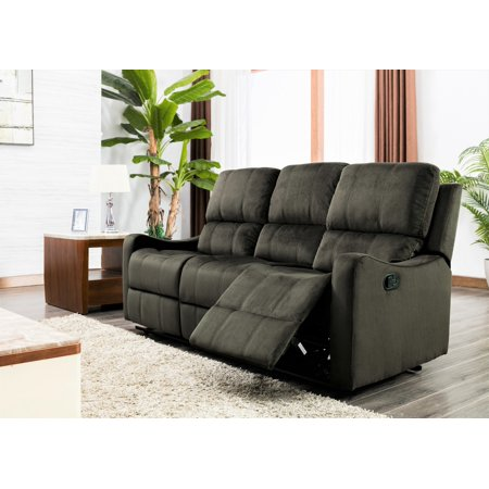 Monte 2 Piece Reclining Living Room Set - Sofa&Loveseat