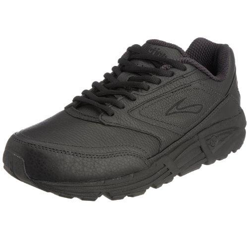Brooks Men 's Addiction Walker Walking Zapato, color negro, talla 7 EE by Brooks