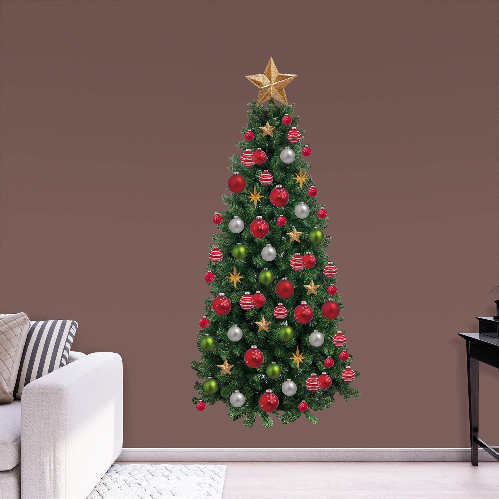 Fathead Christmas Tree Wall Decal : christmas tree wall decals - www.pureclipart.com
