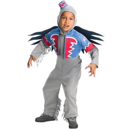 Deluxe Winged Monkey Child - Owl Wings Costume