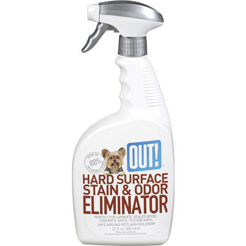 Out! Hard Surface Stain & Odor Eliminator, 32 oz