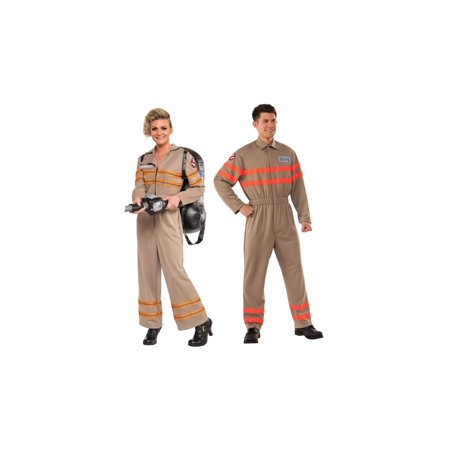 Cheap Couples Costume (Ghostbusters Couples Costume)