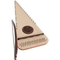Roosebeck Alto Rounded Psaltery - Right Hand